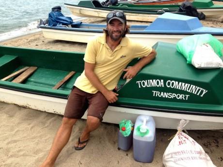 Thomas Sindberg Papua Ny guinea Border