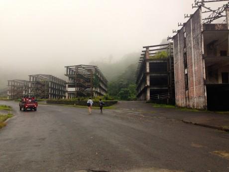 The Panguna Mine - Workers Homes